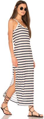 C & C California Freja Maxi Slit Dress $135 thestylecure.com