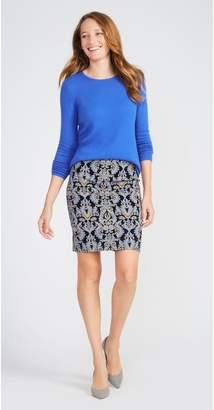 J.Mclaughlin Lucy Skirt in Vintage Brocade
