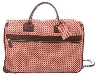 Diane von Furstenberg Printed Travel Bag