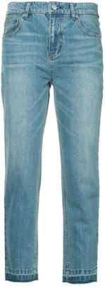 GUILD PRIME (ギルド プライム) - Guild Prime cropped skinny jeans