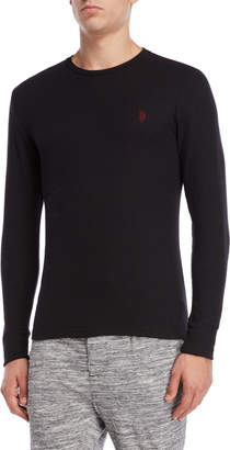 U.S. Polo Assn. Waffle Knit Thermal