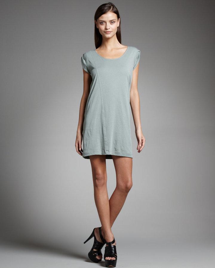 Theory Pima T-Shirt Dress