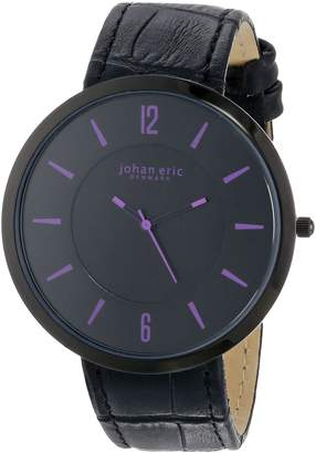 Johan Eric Women's JE5001-13-007A Vejle Leather Watch