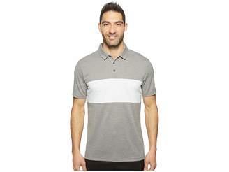 Nike Breathe Color Block Polo Men's Short Sleeve Pullover