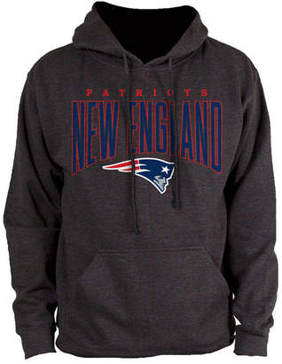 Authentic Nfl Apparel Men's New England Patriots Defensive Line Hoodie