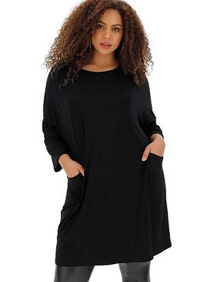 Hush Puppies Simply Be Oversized Tunic