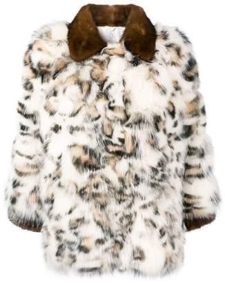 Simonetta Ravizza Maria fur jacket