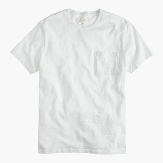 Garment-dyed T-shirt $45 thestylecure.com