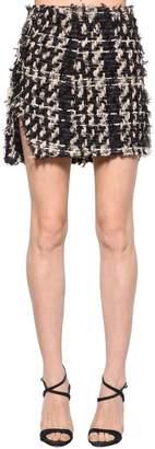 Faith Connexion Wool Tweed Skirt