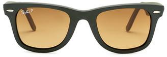 Ray-Ban Women's Wayfarer Sunglasses $205 thestylecure.com
