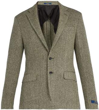 Polo Ralph Lauren Herringbone wool-blend blazer