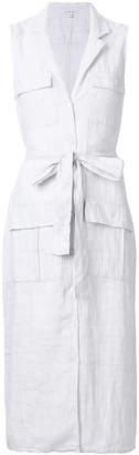 James Perse pocket shirt dress