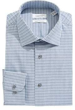 Calvin Klein Regular Fit Broadcloth Dress Shirt
