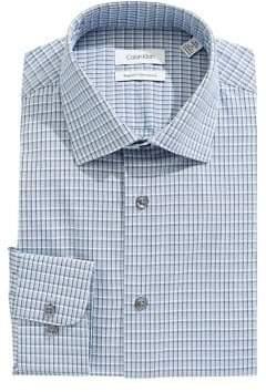 Calvin Klein Regular Fit Broadcloth Dress Shirt