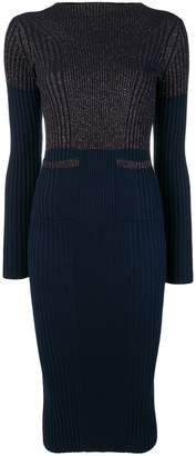 Kenzo ribbed knit dress