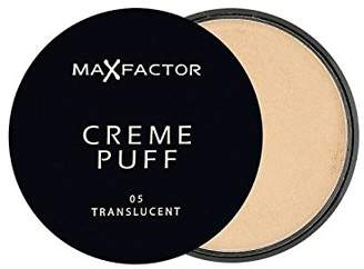 Max Factor Creme Puff Powder Compact Translucent 5 (Pack of 2)