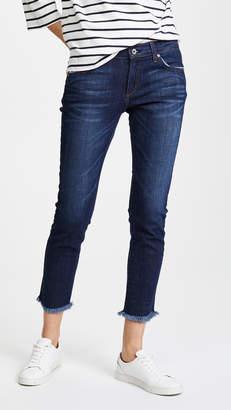James Jeans Jesse Cropped Jeans