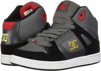 DC Kids Pure High-Top Boys Shoes