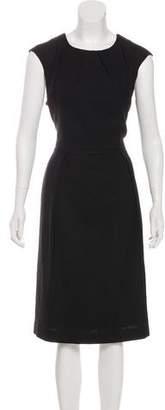 Pendleton Virgin Wool Midi Dress