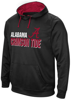 Colosseum Men Alabama Crimson Tide Stack Performance Hoodie