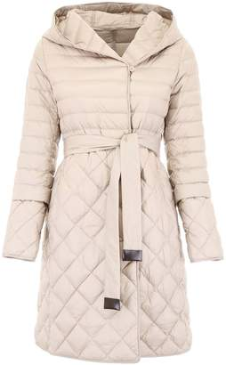 Max Mara Tref Long Puffer Jacket