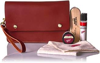 Red Wing Shoes Shoe Care Kit and Leather Travel Case