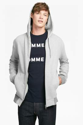 French Connection Multi Melange Hoody Sweatshirt