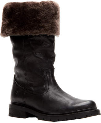 Frye Vanessa Pull On Leather Boot