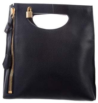 Tom Ford Leather Alix Satchel
