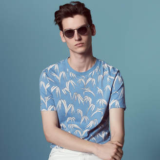 Sandro Palm tree print T-shirt