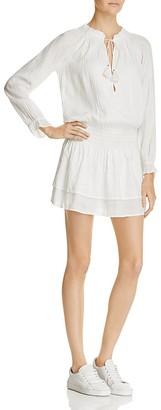 PAIGE Lemay Mini Dress $238 thestylecure.com