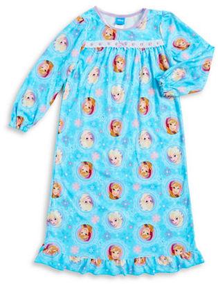 Ame Sleepwear Frozen Nightgown $36 thestylecure.com