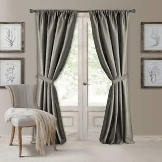 "Elrene Home Fashions Versailles Blackout Window Panel, 52"" x 84"""