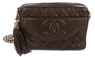 Chanel Quilted Lambskin Camera Bag