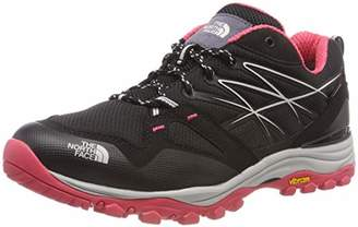 The North Face Hedgehog Fastpack Gore-Tex, Women Low Rise Hiking Shoes, Grey (Dark Gull Grey/Fortuna Blue Rd6), (36 EU)