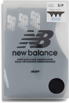 New Balance Breathe 3-Pack Thongs