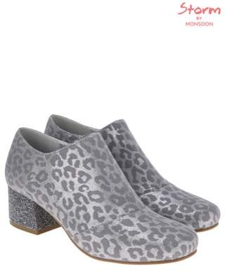Monsoon Storm Leopard Shoe Boots