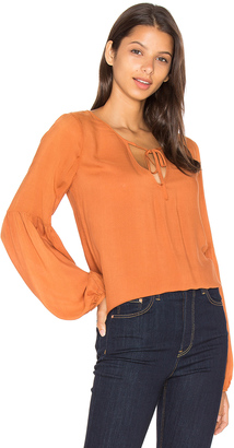 Sanctuary Scarlet Blouse $79 thestylecure.com