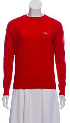 MAISON KITSUNÉ Virgin Wool Sweater