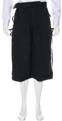 Craig Green Layered Cropped Pants