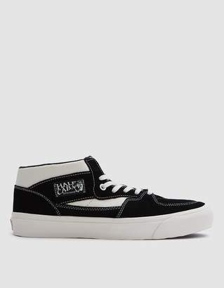 Vans Vault By OG Half Cab LX in Black