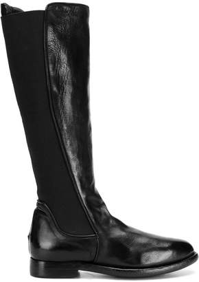 Silvano Sassetti knee-length fitted boots