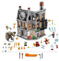 Disney Sanctum Sanctorum Showdown Playset by LEGO - Marvel's Avengers: Infinity War