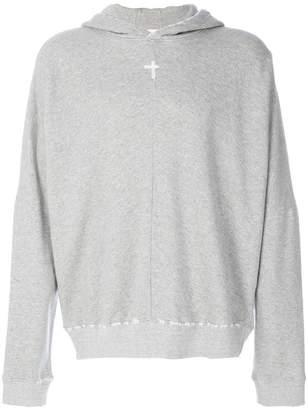 RtA classic hooded sweatshirt