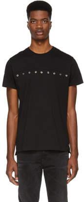 Diesel Black T-Diego-XMAS T-Shirt
