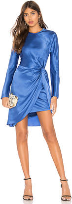 Mason by Michelle Mason X REVOLVE Twist Knot Mini Dress
