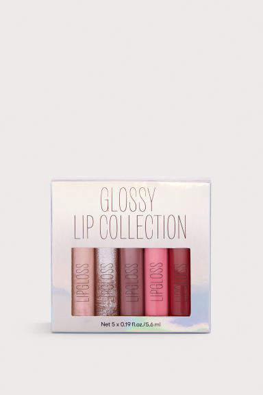 H&M - Lipgloss Kit - Silver