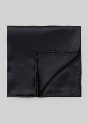 Giorgio Armani Pure Silk Pocket Square