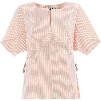 Aalto striped blouse