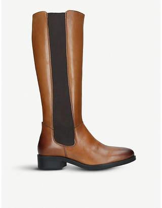 Aldo Lovaedia leather knee-high boots